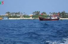 """Ly Son: """"ouverture de la mer"""" pour souhaiter la prospérité"""