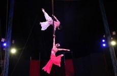 Ouverture du 1er gala international de cirque de Ho Chi Minh-Ville