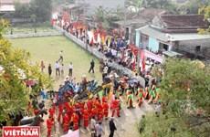 Deux fêtes reconnues patrimoine culturel immatériel national