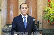 Les médias indiens tiennent en haute estime de la visite du président vietnamien