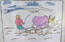 Thua Thiên-Huê: Les estampes du village de Sinh