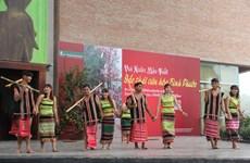 À la découverte de la culture de Binh Phuoc au Musée d'ethnographie du Vietnam