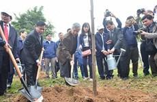 Lancement de la Fête de plantation d'arbres 2018 à Bac Ninh
