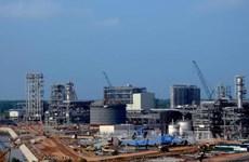 Entrée en activité de la raffinerie de Nghi Son