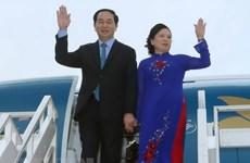 La visite d'Etat du président Trân Dai Quang promouvra les liens commerciaux Vietnam-Inde