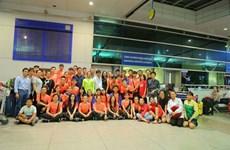 Le taekwondo prépare pour les Jeux d'Asie