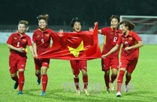 La FIFA lance un projet de football féminin au Vietnam