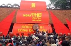 Coup d'envoi de la 16ème édition de la Journée de la poésie vietnamienne