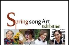 Exposition des beaux-arts de l'Asie du Sud-Est en Chine