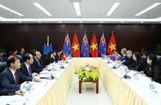 La visite officielle du PM vietnamien promouvra la coopération intégrale avec la Nouvelle-Zélande