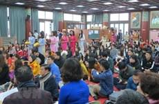 Les bouddhistes vietnamiens organisent un requiem de paix à Séoul