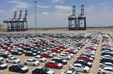 Les importations nationales d'automobiles ont le vent en poupe début mars.