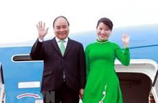 Le PM Nguyen Xuan Phuc entame sa visite officielle en Australie