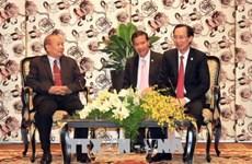 Ho Chi Minh-Ville reçoit le ministre cambodgien des Cultes et des Religions