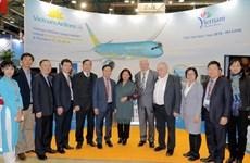 Le Vietnam au Salon international de voyage et de tourisme 2018 à Moscou