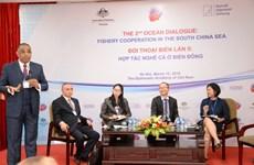 Promouvoir la coopération en matière de pêche en Mer Orientale