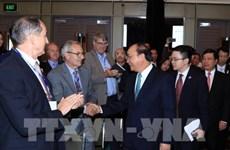 Le PM Nguyen Xuan Phuc au Forum d'affaires Vietnam-Australie