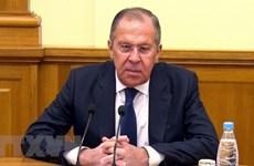 Le ministre russe des AE Sergei Lavrov apprécie hautement les relations Russie-Vietnam