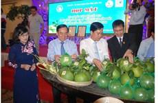 Deux produits agricoles de Bên Tre enregistrés en tant qu'indication géographique