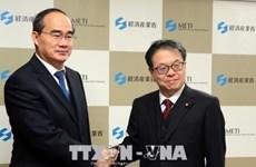HCM-Ville souhaite continuer à recevoir des investissements japonais