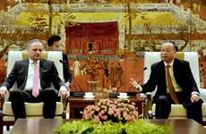 Hanoi intensifie la coopération avec la région de Bratislava (Slovaquie)