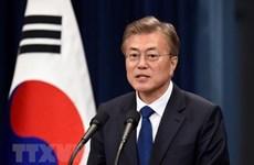 Le président sud-coréen veut porter les liens Vietnam-R. de Corée à une nouvelle hauteur