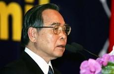 Les médias internationaux exaltent l'ancien PM Phan Van Khai