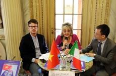 Les relations Vietnam-Italie sont en fort développement