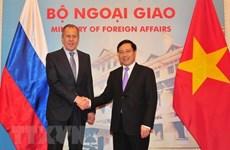 Le Vietnam et la Russie cherchent à renforcer leurs relations
