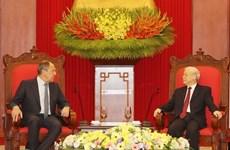 Le Vietnam souhaite renforcer ses liens multiformes avec la Russie