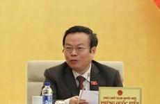 Le vice-président de l'AN Phung Quoc Hien en visite à Madagascar