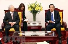 Favoriser l'investissement des entreprises sud-coréennes au Vietnam