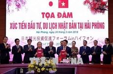 Les entreprises japonaises, une partie importante de l'économie de Hai Phong