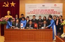 Des entreprises japonaises promeuvent les investissements à Vinh Phuc