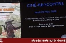 Projection d'un documentaire sur l'agent orange/dioxine