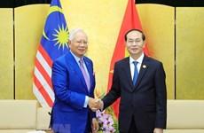 Les relations Vietnam-Malaisie se développent tant en profondeur qu'en largeur