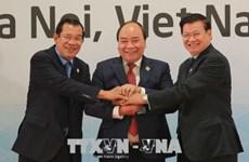 Conférence de presse sur le 10e Sommet Cambodge-Laos-Vietnam