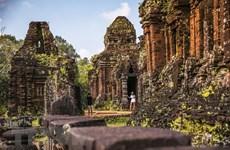 Des scientifiques indiens aident le Vietnam à restaurer le patrimoine culturel mondial de My Son