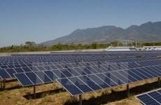 Une société allemande investit dans deux projets d'énergie solaire à Hâu Giang