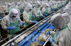 L'exploitation de produits aquatiques en hausse de 4% au 1er trimestre