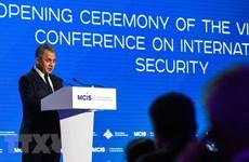 Le ministre de la Défense Ngô Xuân Lich à la 7e conférence internationale de la sécurité de Moscou
