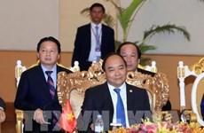 Le PM Nguyen Xuan Phuc participe au 3e Sommet de la Commission du Mékong