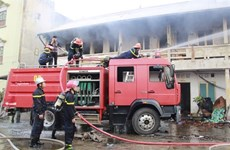 Pour mieux lutter contre les incendies