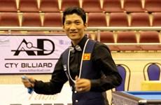 Billard : Ngo Dinh Nai conserve le titre de champion d'Asie de carambole à une bande
