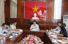 Can Tho se prépare à accueillir la conférence de l'ASEM en juin