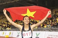 La sprinteuse Lê Tu Chinh, jeune fierté du sport vietnamien