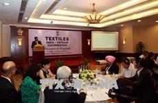 Vietnam et Inde : coopération dans le textile