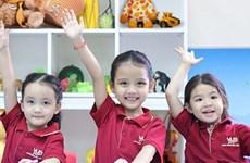 VUS ouvre un centre d'anglais pour les enfants en maternelle