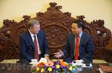 La province russe de Kalouga s'engage à favoriser les investissements vietnamiens