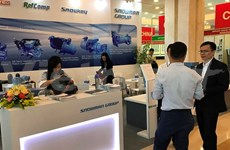 Plus de 200 labels à l'exposition internationale HVACR Vietnam 2018